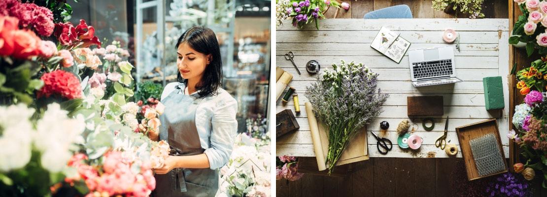 Emploi et recrutement de fleuriste
