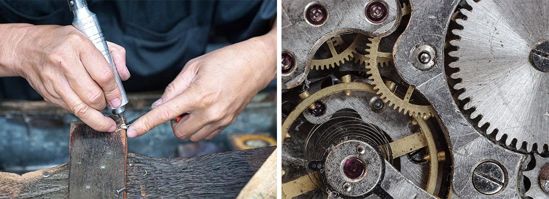 illustration brevet des métier d'art mention horlogerie