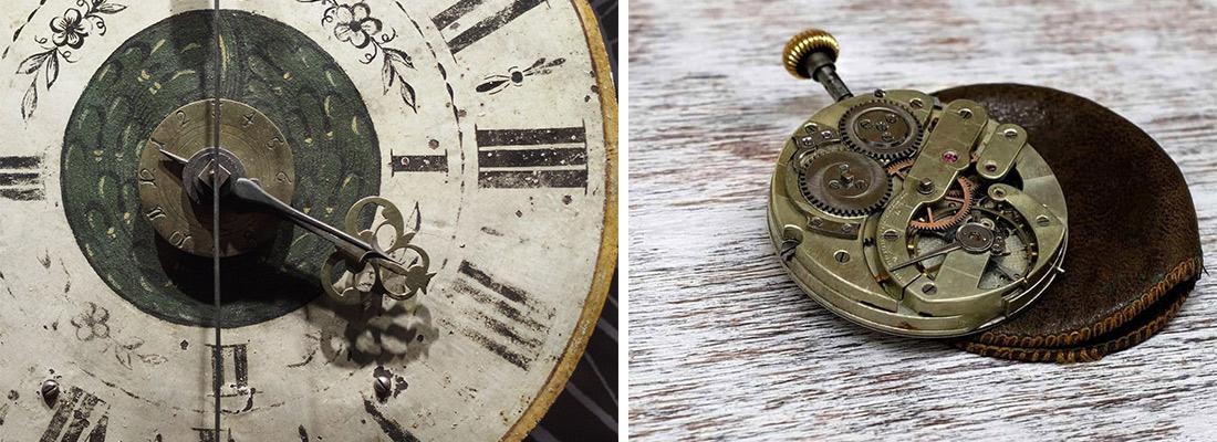 illustration artisan designer horloger