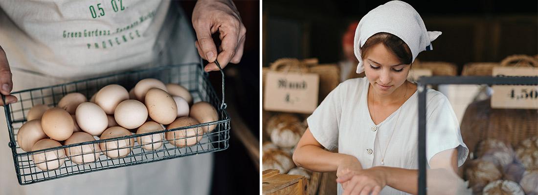 photos mention complémentaire vendeur spécialisé en alimentation