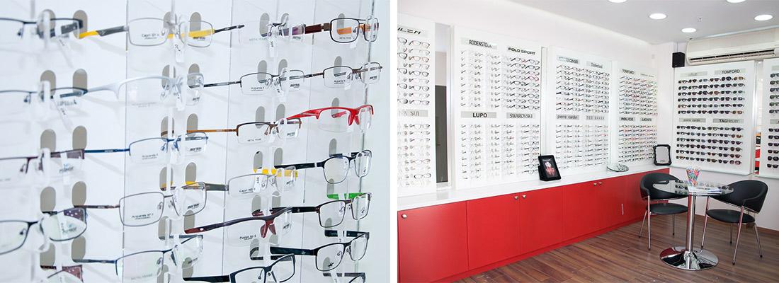 photos magasin optique lunetterie