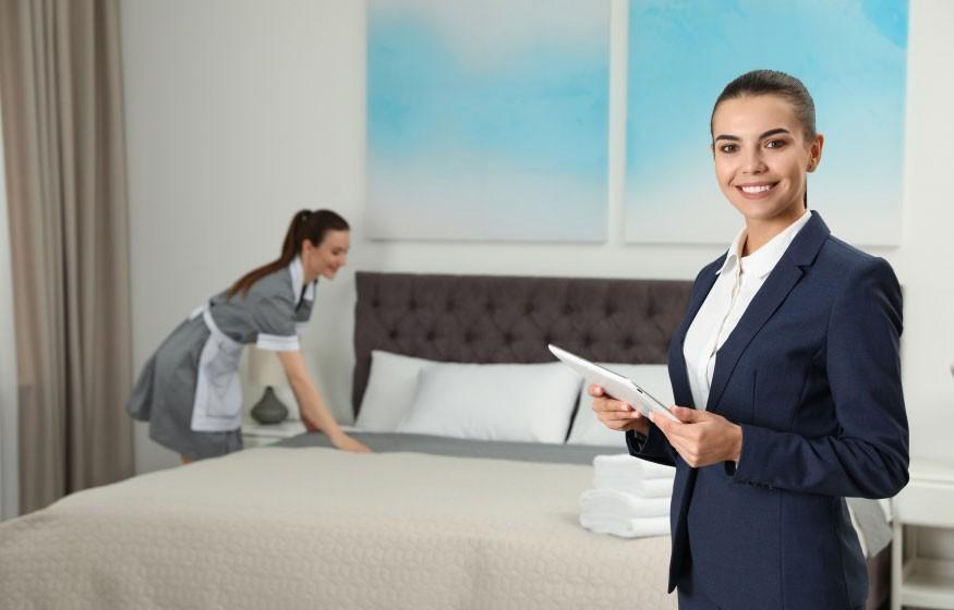 Gouvernante en hôtel : un métier méconnu