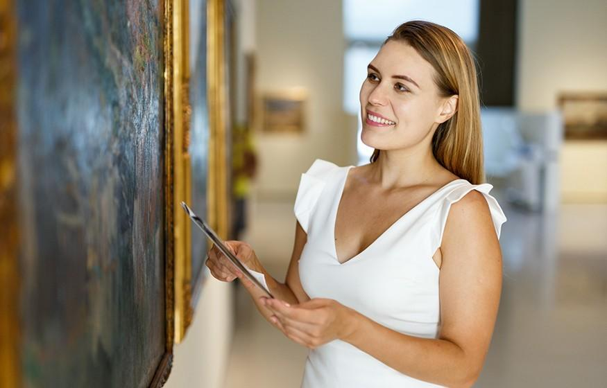 Devenir galeriste, responsable de galerie d'art