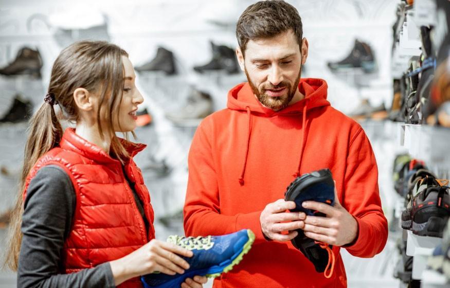 Le recrutement et l'emploi de conseiller-vendeur en articles de sport
