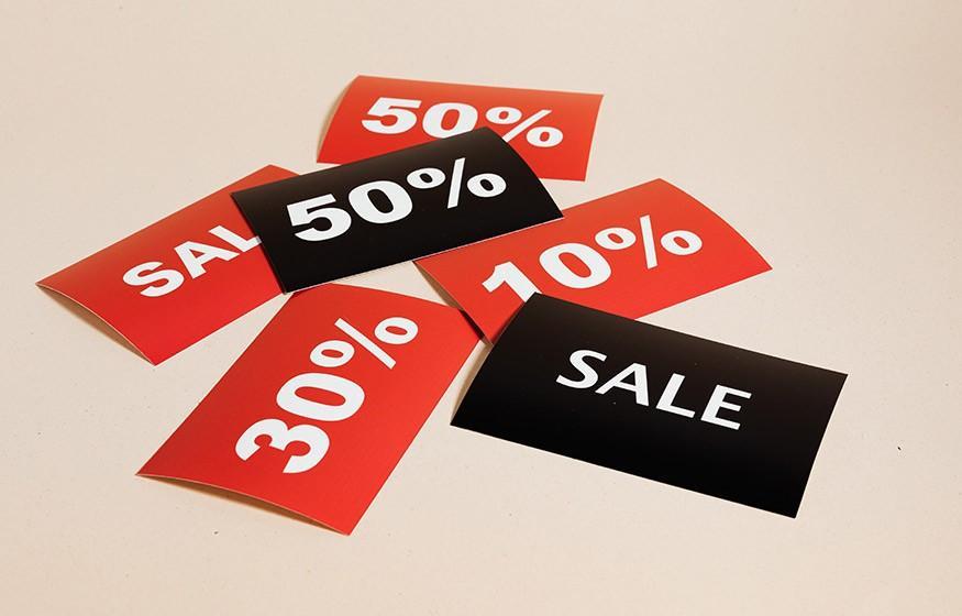 Soldes, ventes privées, flash, Black Friday, quelle différence ?