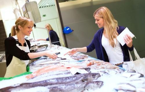 Emploi et recrutement d'un poissonnier