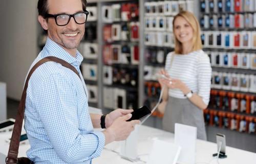 Le métier de conseiller vendeur en téléphonie et internet